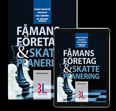 bokomslag Fåmansföretag & Skatteplanering