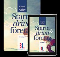 bokomslag Starta & driva företag