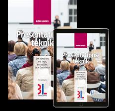 bokomslag Presentationsteknik : om konsten att tala, engagera och övertyga