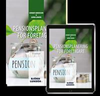 bokomslag Pensionsplanering för företagare