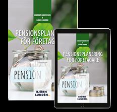 Pensionsplanering för företagare 1