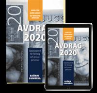bokomslag Avdrag 2020