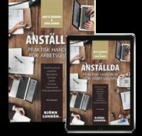 bokomslag Anställda : prakisk handbok för arbetsgivare