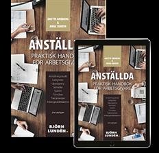 bokomslag Anställda : prakiskt handbok för arbetsgivare