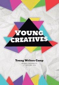 bokomslag Young Writers Camp 2016. Skånes Fagerhult 4-7 januari 2016