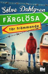bokomslag Färglösa får främmande