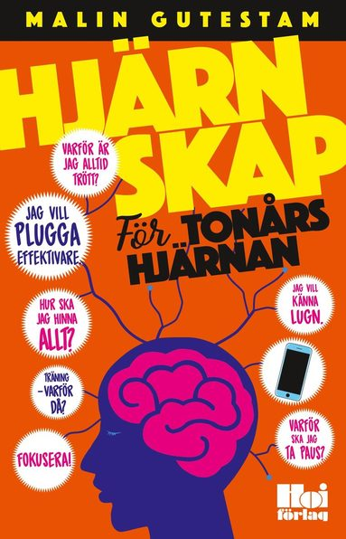 bokomslag Hjärnskap : för tonårshjärnan