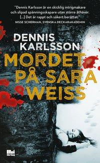 bokomslag Mordet på Sara Weiss