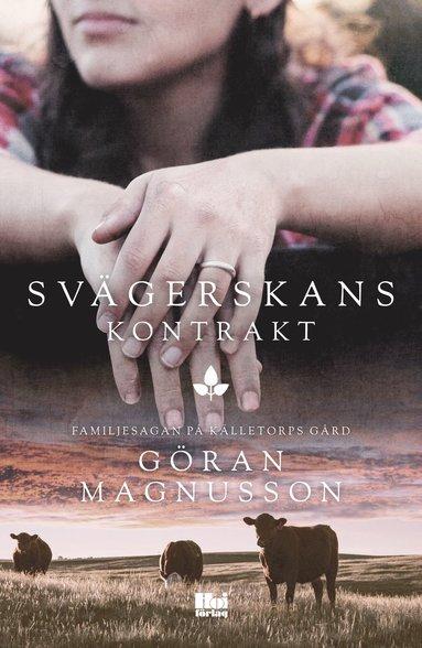 bokomslag Svägerskans kontrakt