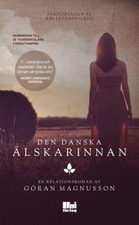 bokomslag Den danska älskarinnan