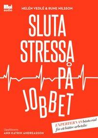 bokomslag Sluta stressa på jobbet