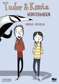bokomslag Tudor & Konta: Monsterdansen