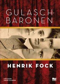 bokomslag Gulaschbaronen