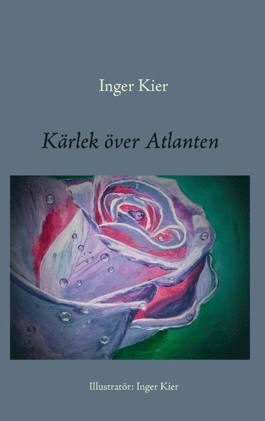 bokomslag Kärlek över Atlanten
