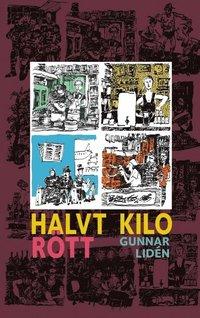bokomslag Halvt kilo rött : Teckningar och dikter från Grekland 2015-2016