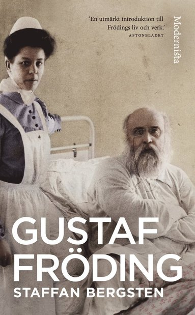 bokomslag Gustaf Fröding