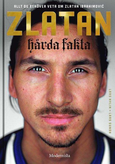 bokomslag Zlatan : hårda fakta