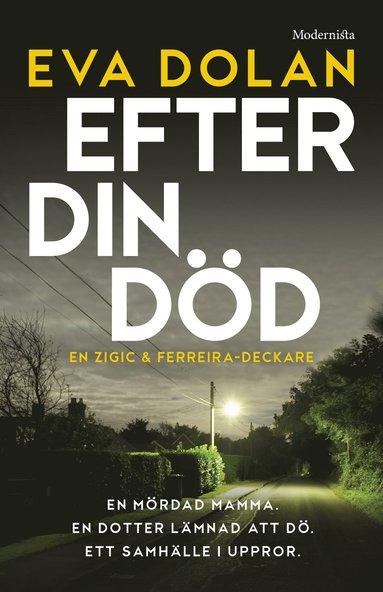 bokomslag Efter din död
