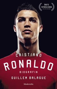 bokomslag Cristiano Ronaldo: biografin