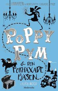 bokomslag Poppy Pym & den förhäxade pjäsen