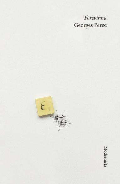 bokomslag Försvinna
