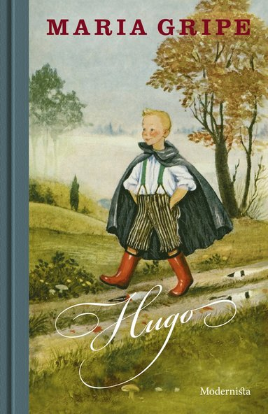 bokomslag Hugo