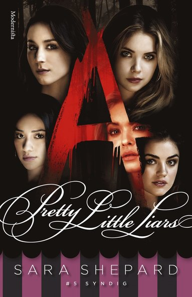 bokomslag Pretty Little Liars. Syndig