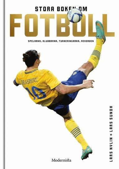 bokomslag Stora boken om fotboll