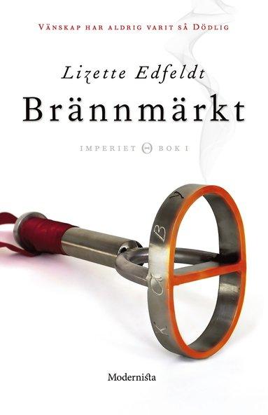 bokomslag Brännmärkt