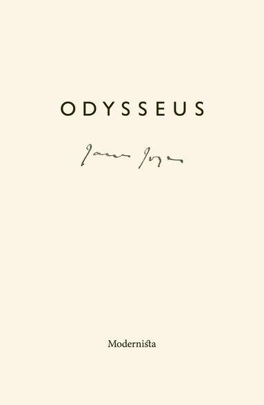 bokomslag Odysseus