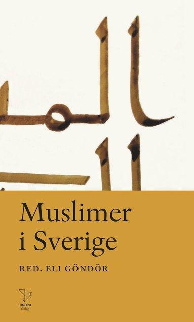 bokomslag Muslimer i Sverige