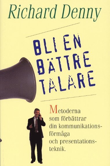 bokomslag Bli en bättre talare