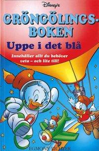 bokomslag Gröngölingsboken 5 - Uppe i det blå