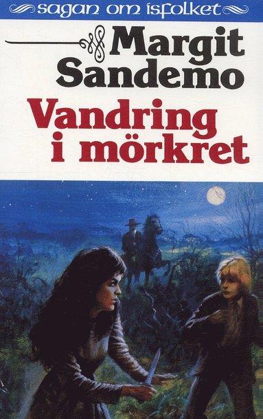 bokomslag Vandring i mörkret Hft 35 Sagan om Isfolket