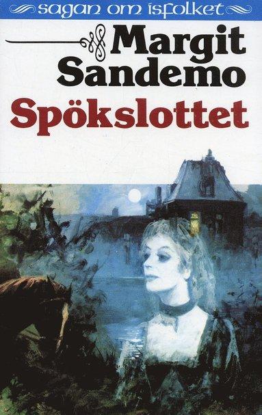 bokomslag Spökslottet Hft 7 Sagan om Isfolket