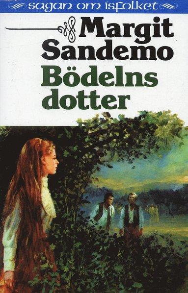 bokomslag Bödelns dotter Hft 8 Sagan om Isfolket