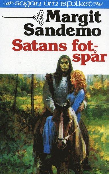bokomslag Satans fotspår Hft 13 Sagan om Isfolket