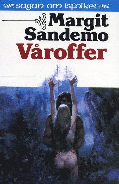 bokomslag Våroffer Hft 23 Sagan om Isfolket