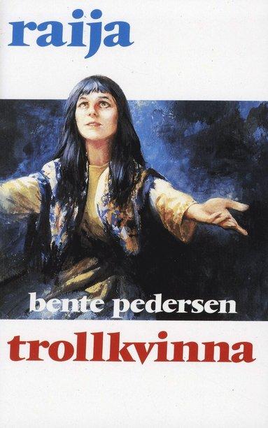 bokomslag Trollkvinna Hft 8 Raija