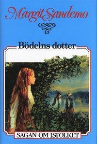 bokomslag Bödelns dotter Inb 8 Sagan om Isfolket