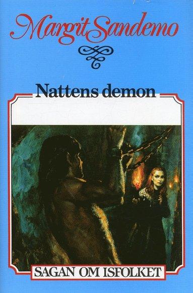 bokomslag Nattens demon Inb 33 Sagan om Isfolket