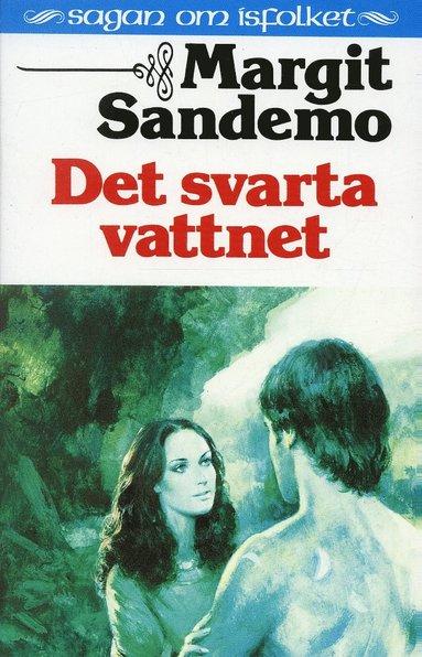 bokomslag Det svarta vattnet Hft 46 Sagan om Isfolket
