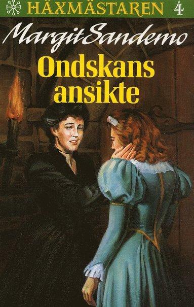 bokomslag Ondskans ansikte Hft 4 Häxmästaren