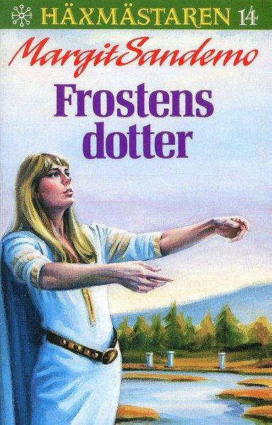 bokomslag Frostens dotter Hft 14 Häxmästaren