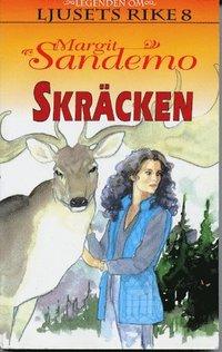 bokomslag Skräcken Hft 8 Legenden om Ljusets rike