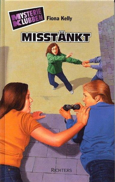 bokomslag Misstänkt - Mysterieklubben nr 26
