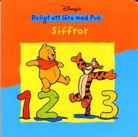 bokomslag Roligt att lära med Puh-Siffror