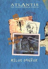 bokomslag Atlantis-en försvunnen värld-Milÿs dagbok
