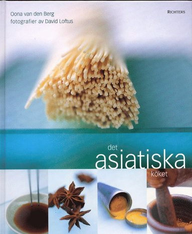 bokomslag Det asiatiska köket