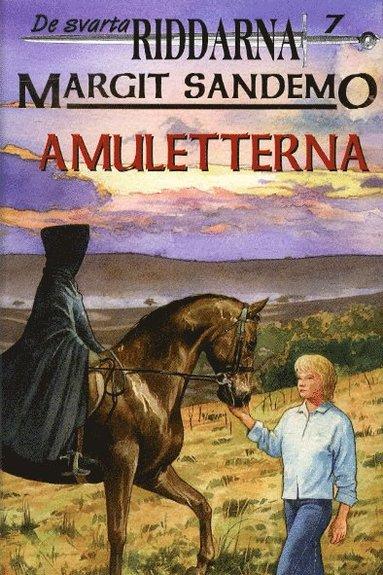 bokomslag Amuletterna Inb 7 Svarta Riddarna